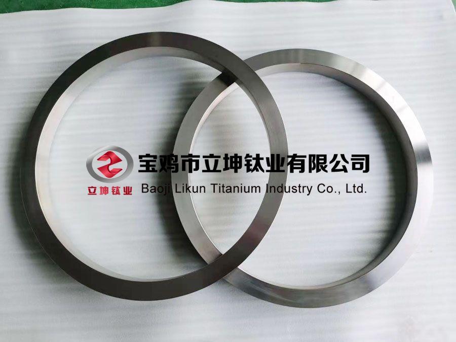 定制TC4钛合金 高强度耐腐蚀TC4钛环