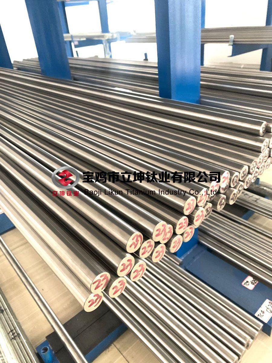 医疗器械用TC4钛合金的性能特点与主要应用